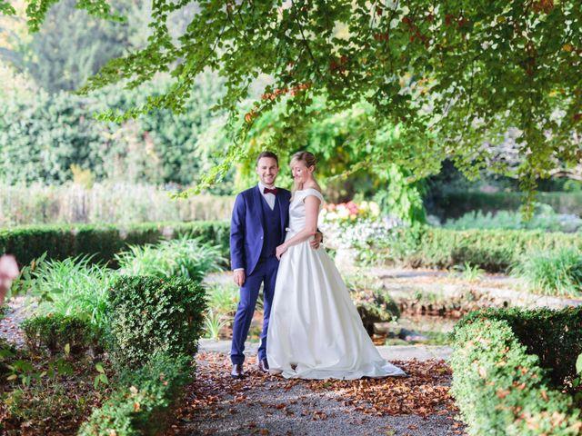 Le mariage de Hugo et Aude à Annecy-le-Vieux, Haute-Savoie 19
