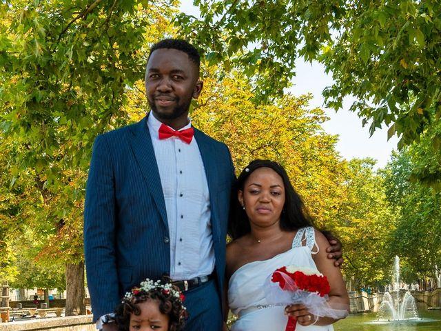 Le mariage de Patrice et Christelle à Nîmes, Gard 1