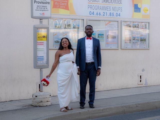 Le mariage de Patrice et Christelle à Nîmes, Gard 15