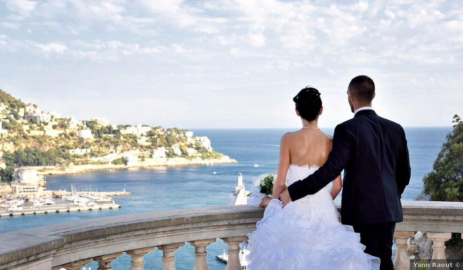 Le mariage de Brice et Elisa à Nice, Alpes-Maritimes