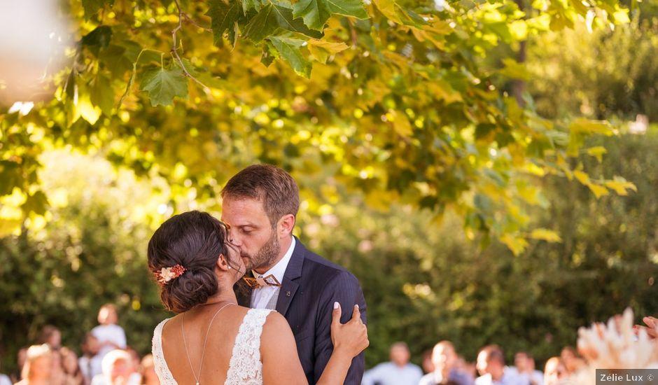 Le mariage de Clément et Aurélie à Aurillac, Cantal