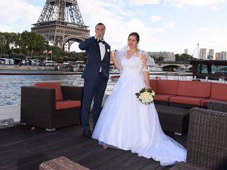 Le mariage de Joy et Julien 2