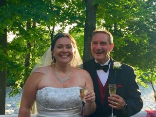 Le mariage de Karine et Patrick