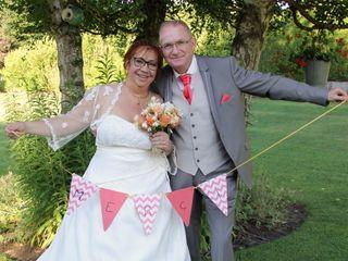 Le mariage de Sophie et Eric