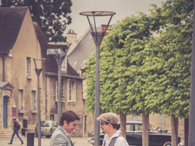 Le mariage de Christophe et Christelle à Bourges, Cher 43