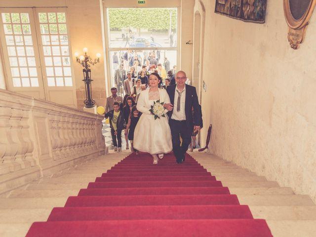 Le mariage de Christophe et Christelle à Bourges, Cher 45