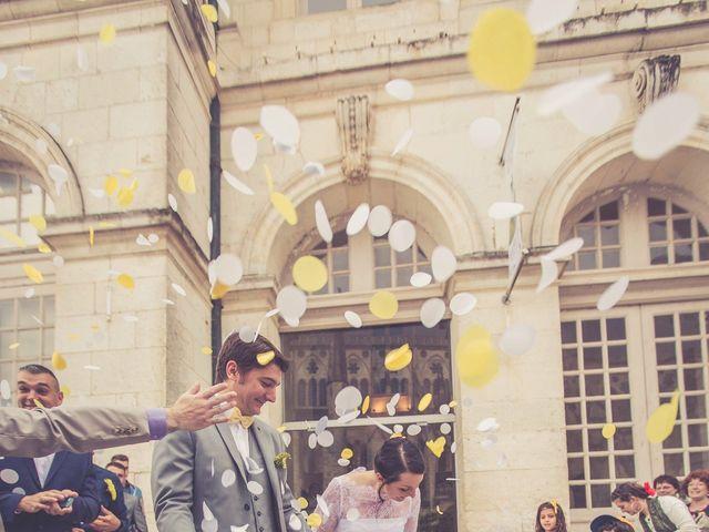Le mariage de Christophe et Christelle à Bourges, Cher 54