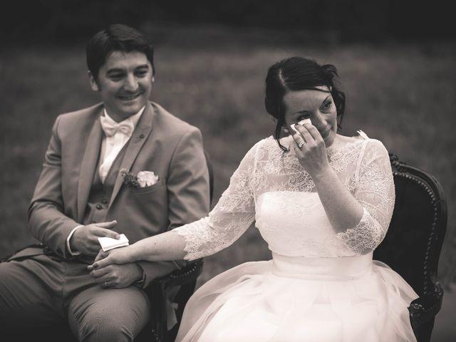 Le mariage de Christophe et Christelle à Bourges, Cher 64