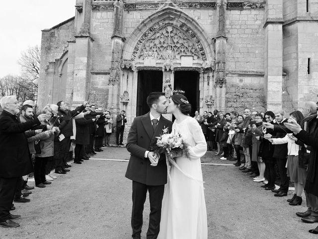 Le mariage de Nicolas et Camille à Chérisy, Eure-et-Loir 17