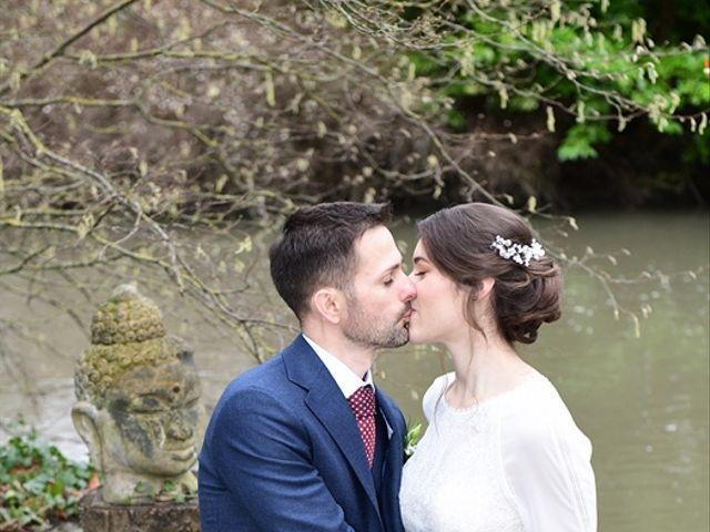 Le mariage de Nicolas et Camille à Chérisy, Eure-et-Loir 22
