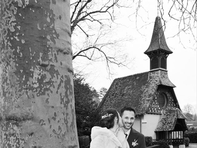 Le mariage de Nicolas et Camille à Chérisy, Eure-et-Loir 28