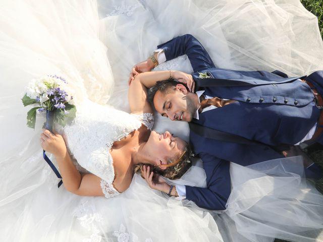 Le mariage de Agnès et Jérémy