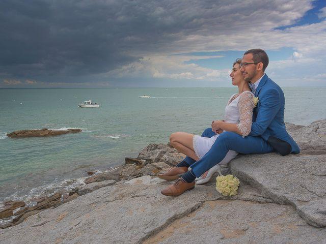 Le mariage de Nicolas et Elodie à Noirmoutier-en-l'Île, Vendée 7