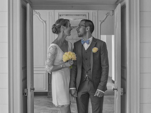 Le mariage de Nicolas et Elodie à Noirmoutier-en-l'Île, Vendée 9