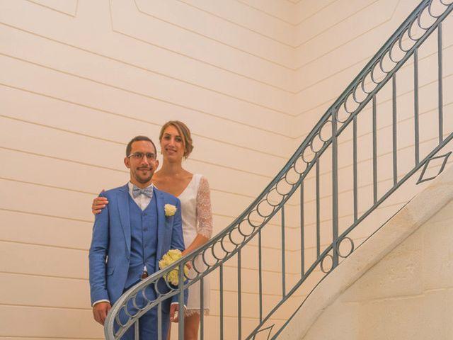 Le mariage de Nicolas et Elodie à Noirmoutier-en-l'Île, Vendée 11