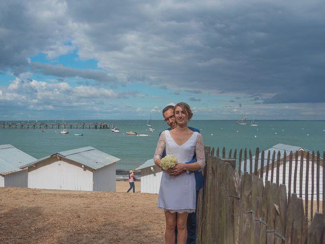 Le mariage de Nicolas et Elodie à Noirmoutier-en-l'Île, Vendée 13