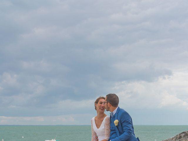Le mariage de Nicolas et Elodie à Noirmoutier-en-l'Île, Vendée 27
