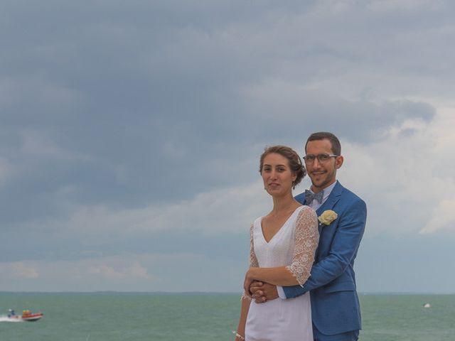 Le mariage de Nicolas et Elodie à Noirmoutier-en-l'Île, Vendée 23