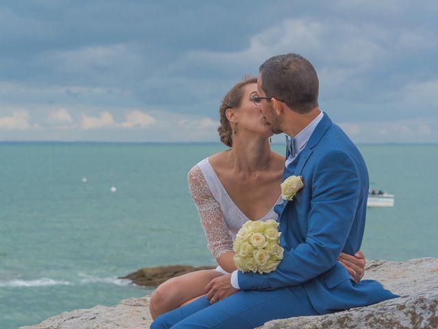 Le mariage de Nicolas et Elodie à Noirmoutier-en-l'Île, Vendée 25