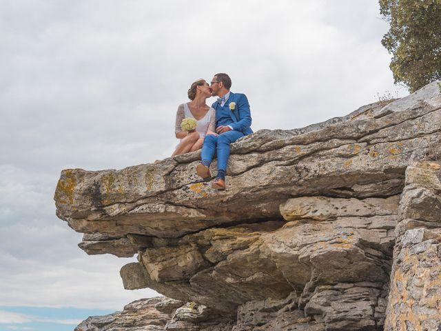 Le mariage de Nicolas et Elodie à Noirmoutier-en-l'Île, Vendée 32