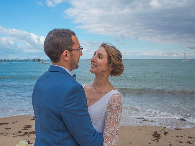 Le mariage de Nicolas et Elodie à Noirmoutier-en-l'Île, Vendée 33