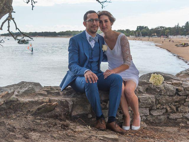 Le mariage de Nicolas et Elodie à Noirmoutier-en-l'Île, Vendée 35