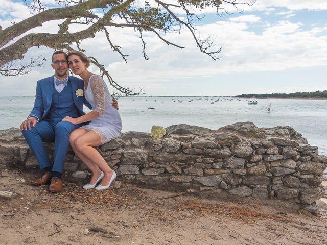 Le mariage de Nicolas et Elodie à Noirmoutier-en-l'Île, Vendée 37