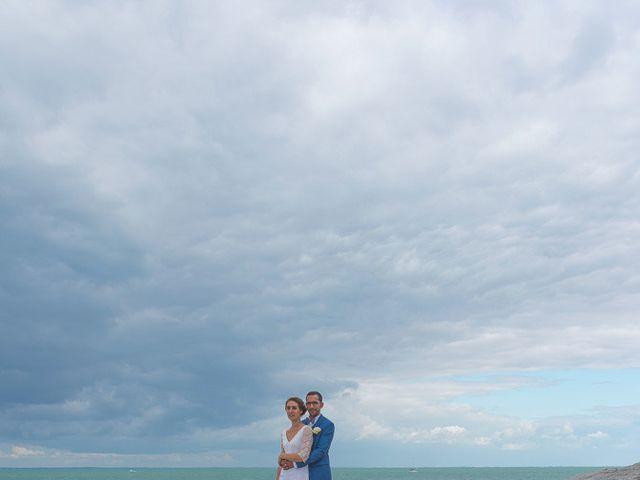 Le mariage de Nicolas et Elodie à Noirmoutier-en-l'Île, Vendée 17