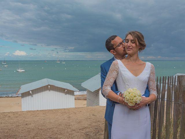 Le mariage de Nicolas et Elodie à Noirmoutier-en-l'Île, Vendée 39