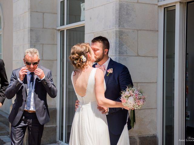 Le mariage de Anthony et Amélie à Saint-Étienne-de-Montluc, Loire Atlantique 14