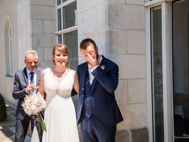 Le mariage de Anthony et Amélie à Saint-Étienne-de-Montluc, Loire Atlantique 15