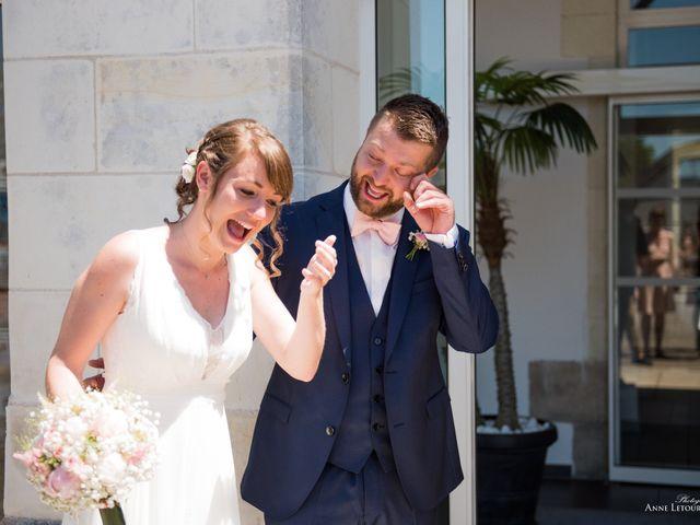 Le mariage de Anthony et Amélie à Saint-Étienne-de-Montluc, Loire Atlantique 16