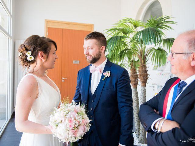 Le mariage de Anthony et Amélie à Saint-Étienne-de-Montluc, Loire Atlantique 18
