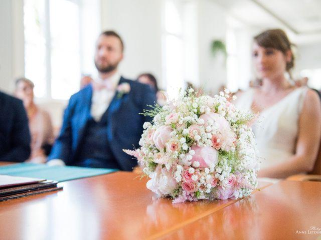 Le mariage de Anthony et Amélie à Saint-Étienne-de-Montluc, Loire Atlantique 21
