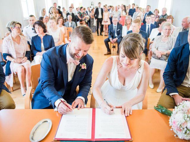 Le mariage de Anthony et Amélie à Saint-Étienne-de-Montluc, Loire Atlantique 23