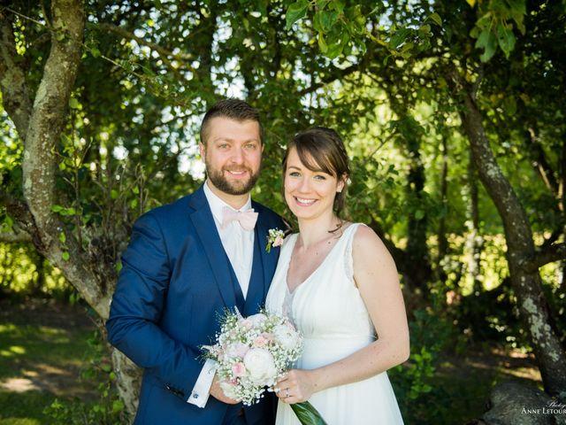 Le mariage de Anthony et Amélie à Saint-Étienne-de-Montluc, Loire Atlantique 1
