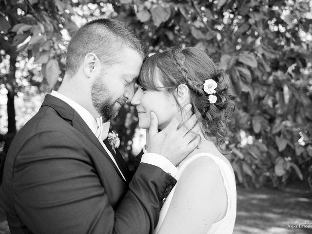 Le mariage de Anthony et Amélie à Saint-Étienne-de-Montluc, Loire Atlantique 33