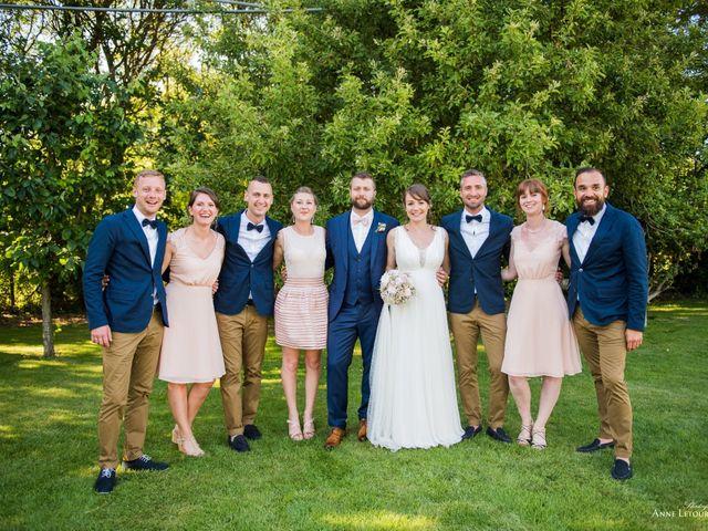 Le mariage de Anthony et Amélie à Saint-Étienne-de-Montluc, Loire Atlantique 36