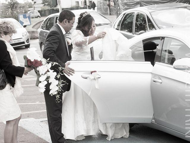 Le mariage de Holy et Yves à Vigneux-sur-Seine, Essonne 9