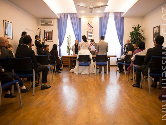 Le mariage de Holy et Yves à Vigneux-sur-Seine, Essonne 12