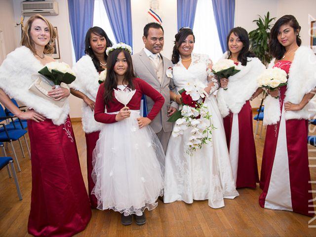 Le mariage de Holy et Yves à Vigneux-sur-Seine, Essonne 14