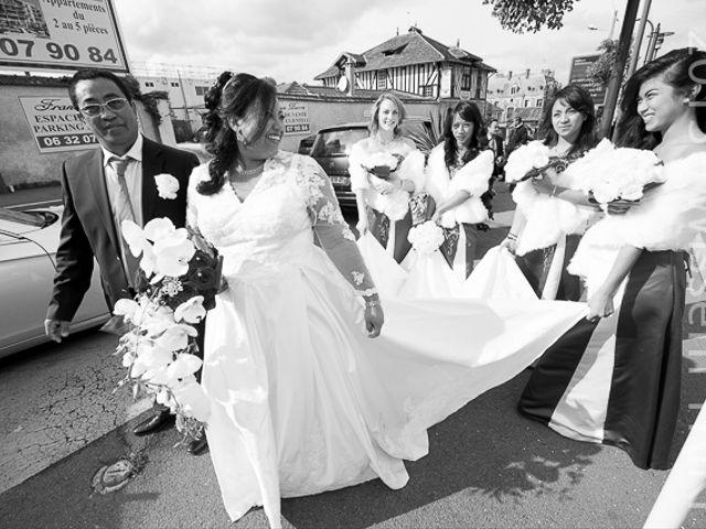 Le mariage de Holy et Yves à Vigneux-sur-Seine, Essonne 16