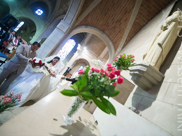 Le mariage de Holy et Yves à Vigneux-sur-Seine, Essonne 25
