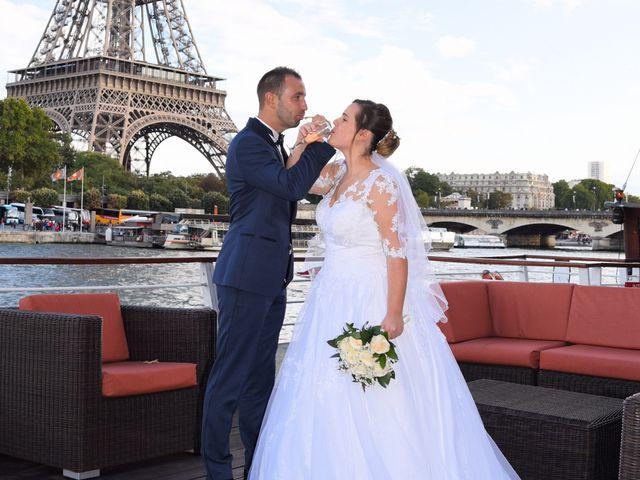 Le mariage de Joy et Julien