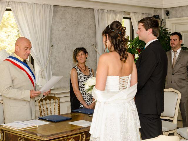 Le mariage de Alexandre et Alexandra à Saint-Laurent-du-Var, Alpes-Maritimes 8