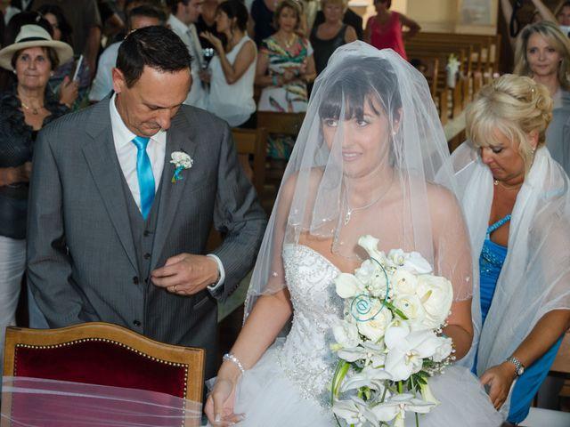 Le mariage de Alexandre et Alexandra à Saint-Laurent-du-Var, Alpes-Maritimes 12