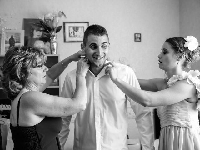 Le mariage de Esin et Jessy à Vendôme, Loir-et-Cher 7