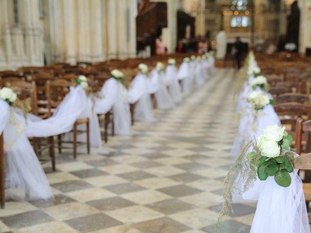 Le mariage de Esin et Jessy à Vendôme, Loir-et-Cher 18