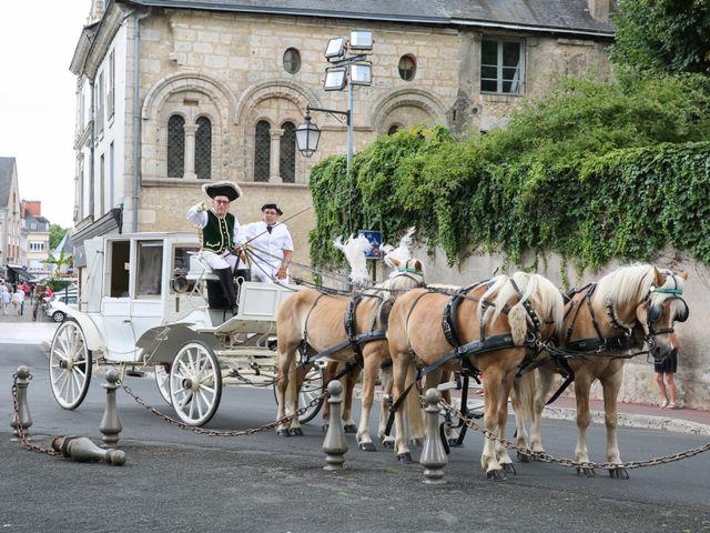 Le mariage de Esin et Jessy à Vendôme, Loir-et-Cher 20