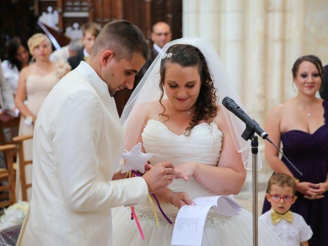 Le mariage de Esin et Jessy à Vendôme, Loir-et-Cher 25